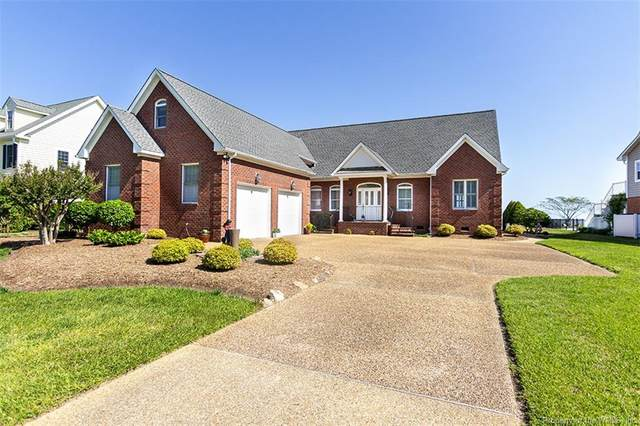 18003 Morgarts Beach Road, Smithfield, VA 23430 (#2001829) :: The Bell Tower Real Estate Team