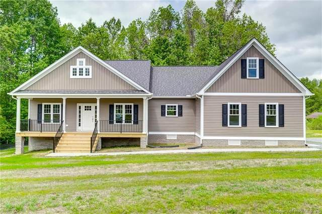 5700 Baylor Grove Court, Providence Forge, VA 23140 (MLS #2001842) :: Chantel Ray Real Estate