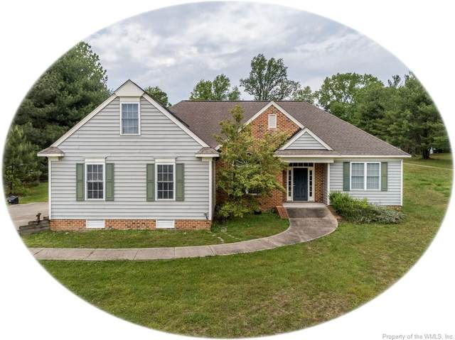8727 Merry Oaks Lane, Toano, VA 23168 (#2001853) :: Abbitt Realty Co.