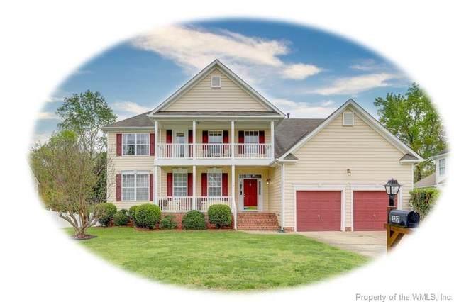 127 Hartwell Perry Way, Williamsburg, VA 23188 (#2001858) :: Abbitt Realty Co.