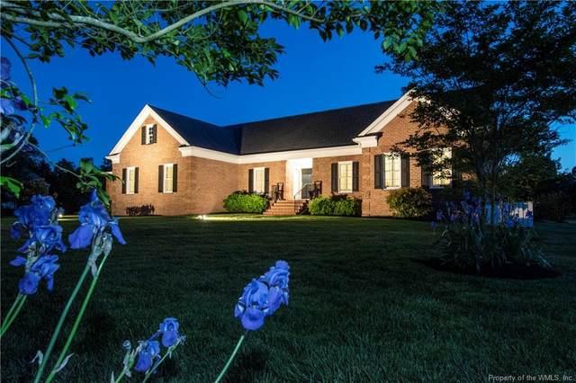 2516 Goodrich Durfey, Williamsburg, VA 23185 (MLS #2001879) :: Chantel Ray Real Estate