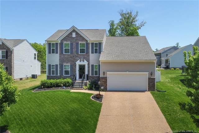 5994 John Jackson Drive, Williamsburg, VA 23188 (MLS #2001880) :: Chantel Ray Real Estate