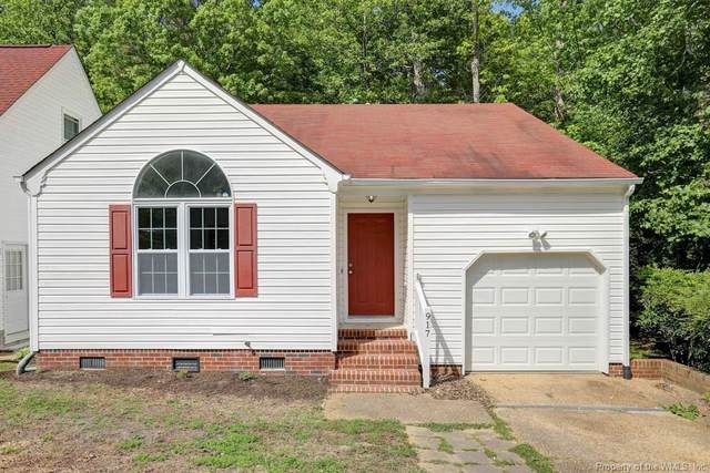 917 Pheasant Run, Williamsburg, VA 23188 (MLS #2001957) :: Chantel Ray Real Estate