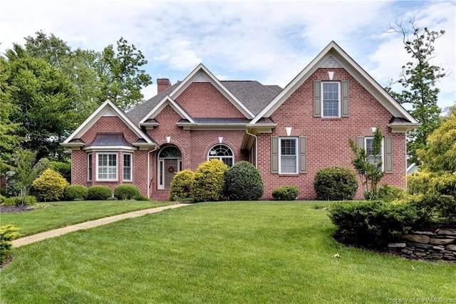 201 Panmure, Williamsburg, VA 23188 (MLS #2001984) :: Chantel Ray Real Estate