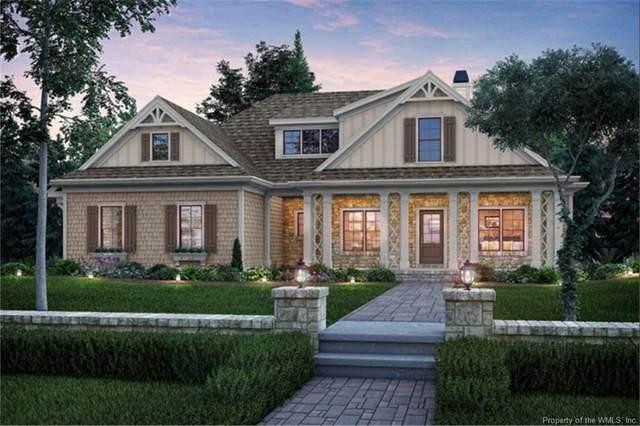 184 Heritage Pointe, Williamsburg, VA 23188 (MLS #2001994) :: Chantel Ray Real Estate
