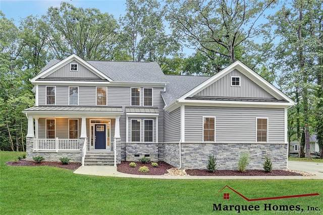 210 Ship Point Road, Yorktown, VA 23692 (#2002009) :: The Bell Tower Real Estate Team