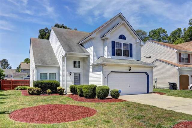 916 Foxboro Drive, Newport News, VA 23602 (#2002037) :: Abbitt Realty Co.