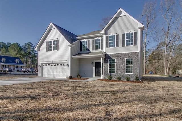 4700 Pelegs Way, Williamsburg, VA 23185 (MLS #2002059) :: Chantel Ray Real Estate
