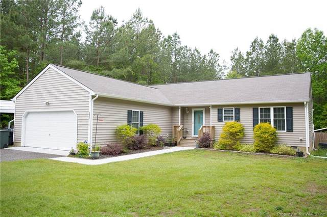 2857 Chickahominy Road, Toano, VA 23168 (MLS #2002065) :: Chantel Ray Real Estate