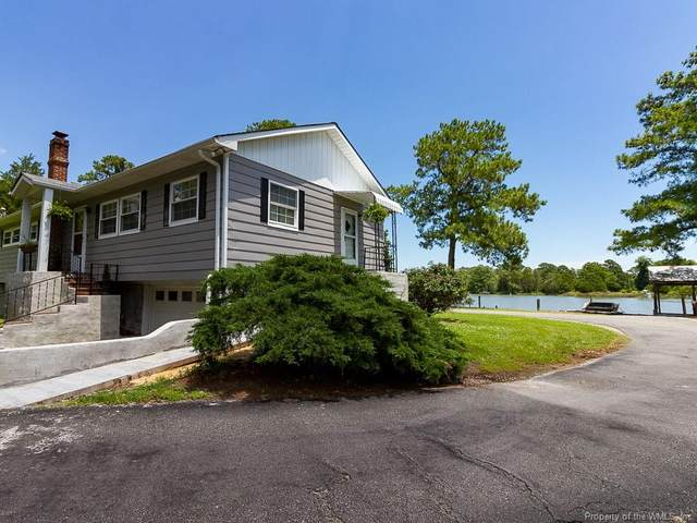 416 Borum Creek Road, Mathews, VA 23163 (MLS #2002072) :: Chantel Ray Real Estate