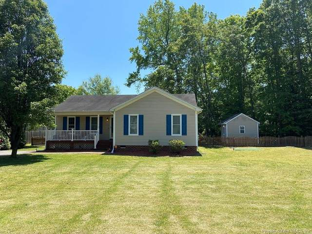 127 Pollard Place, Aylett, VA 23009 (MLS #2002087) :: Chantel Ray Real Estate