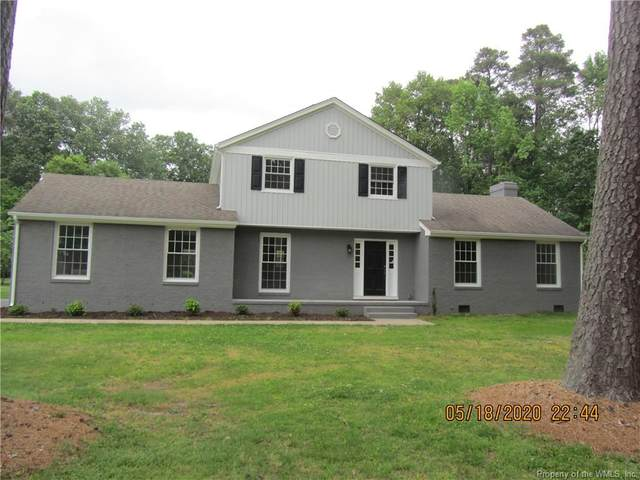 2800 Brook Boulevard, Quinton, VA 23141 (MLS #2002090) :: Chantel Ray Real Estate