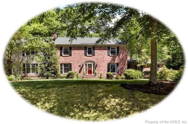 129 Dennis Drive, Williamsburg, VA 23185 (#2002096) :: The Bell Tower Real Estate Team
