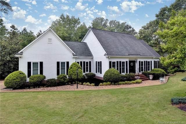 116 Pebble Beach, Williamsburg, VA 23188 (MLS #2002100) :: Chantel Ray Real Estate