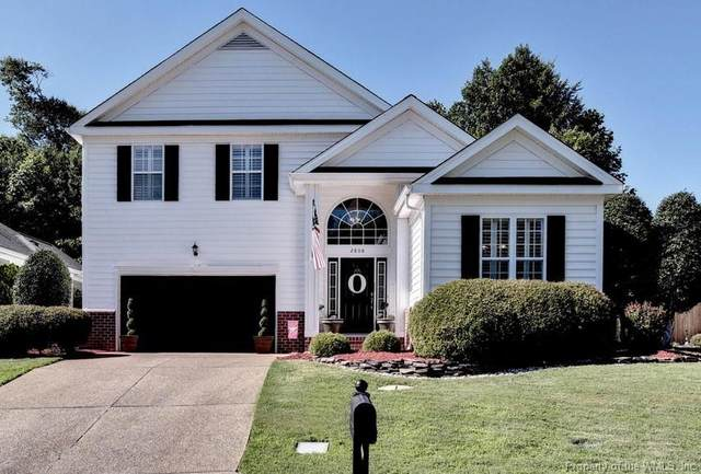 2808 King Rook Court, Williamsburg, VA 23185 (MLS #2002123) :: Chantel Ray Real Estate