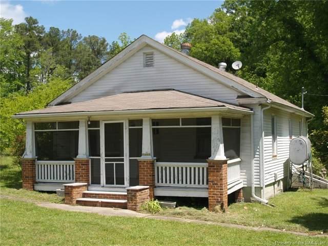 1811 S Waterside Drive, Lanexa, VA 23089 (MLS #2002129) :: Chantel Ray Real Estate