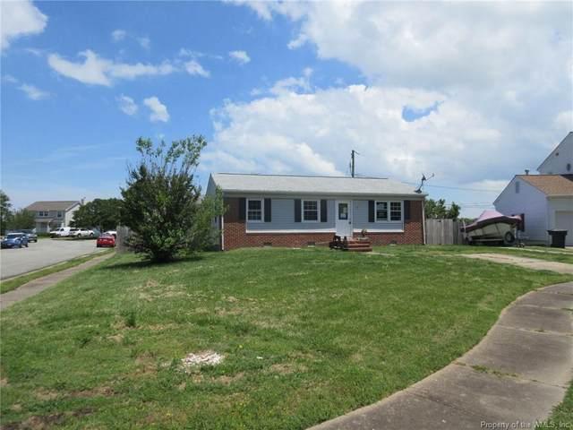 1 Claxton Terrace, Hampton, VA 23664 (MLS #2002130) :: Chantel Ray Real Estate