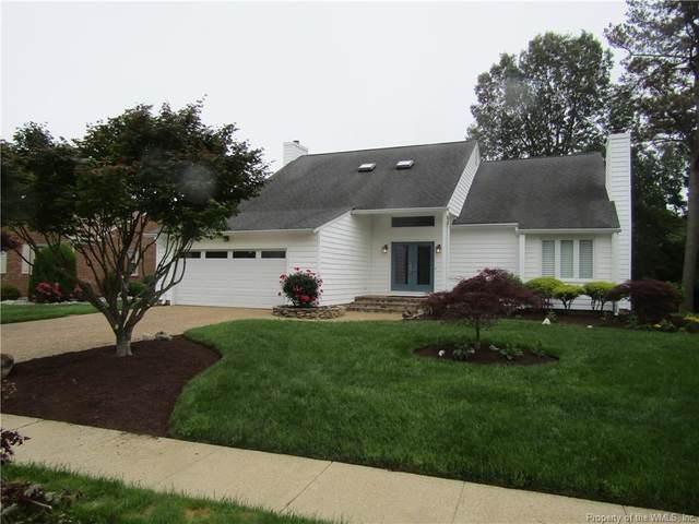 62 Chowning Drive, Hampton, VA 23664 (#2002151) :: Abbitt Realty Co.
