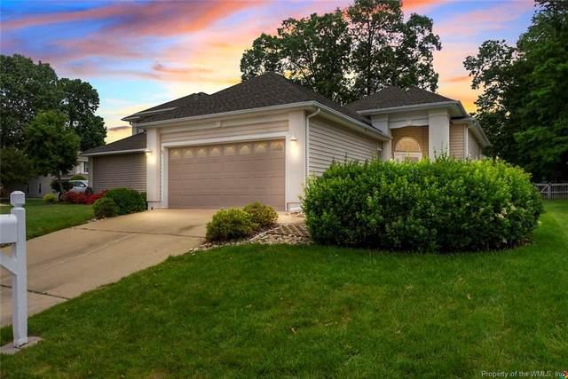 803 Vantage Court, Newport News, VA 23602 (MLS #2002162) :: Chantel Ray Real Estate