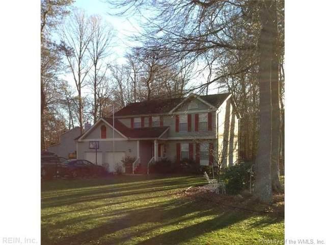 105 N Bowman Terrace, Yorktown, VA 23693 (MLS #2002166) :: Chantel Ray Real Estate