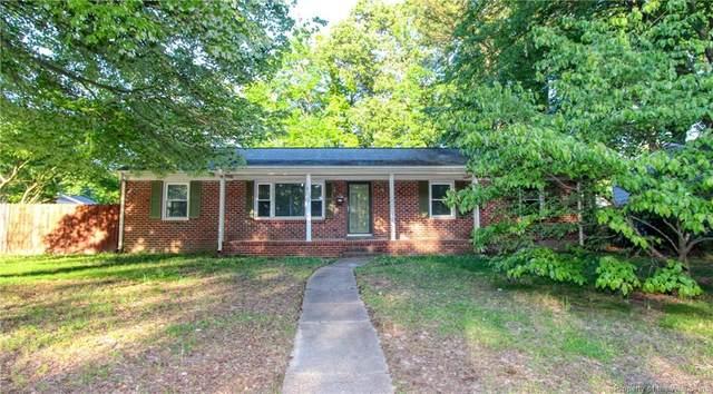868 Lucas Creek Road, Newport News, VA 23608 (MLS #2002168) :: Chantel Ray Real Estate