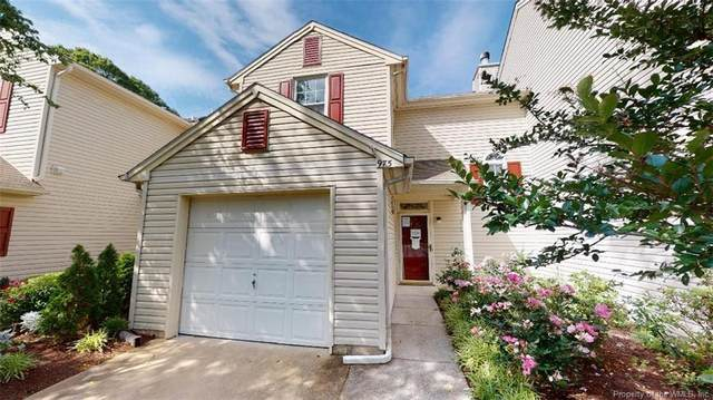 975 Water Oak Court, Newport News, VA 23602 (#2002169) :: Abbitt Realty Co.