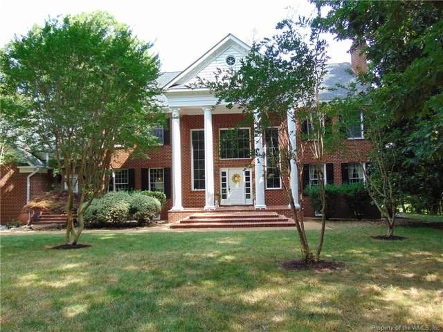 112 Greenbrier, Williamsburg, VA 23185 (#2002937) :: Abbitt Realty Co.