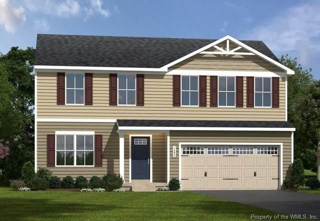 MM CED Walker Drive, Williamsburg, VA 23185 (#2003112) :: Abbitt Realty Co.