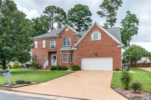 413 Brentmeade Drive, Yorktown, VA 23693 (#2003443) :: Abbitt Realty Co.