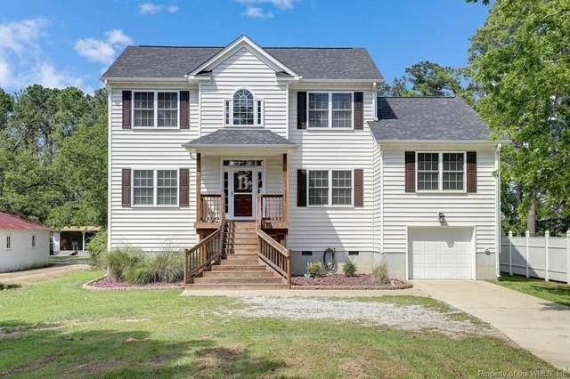 1111 Poquoson Avenue, Poquoson, VA 23662 (#2003450) :: Abbitt Realty Co.