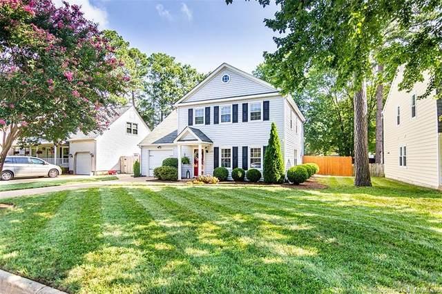 1207 Colony Pines Drive, Newport News, VA 23608 (#2003457) :: Abbitt Realty Co.