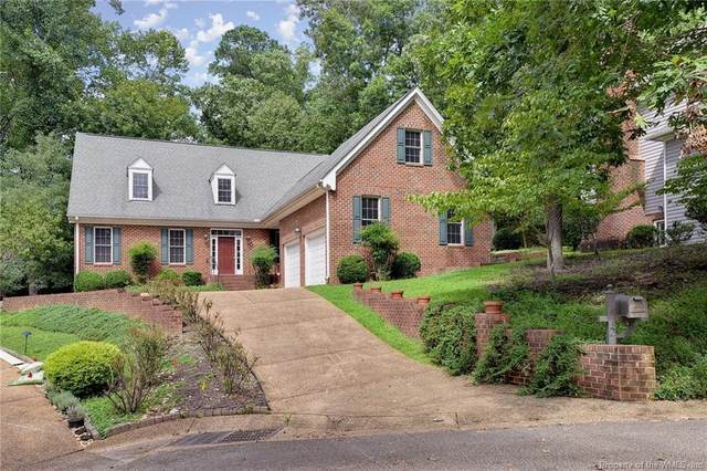 5 Frenchmens Key, Williamsburg, VA 23185 (#2003950) :: Abbitt Realty Co.