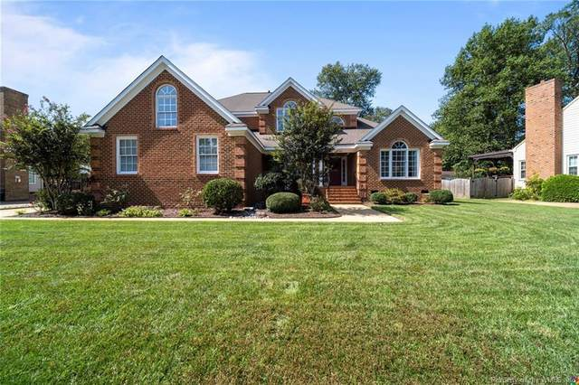 102 Chippokes Turn, Yorktown, VA 23693 (#2004072) :: The Bell Tower Real Estate Team