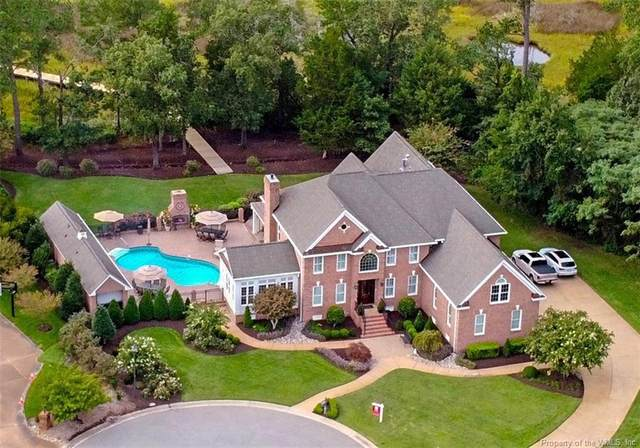15 Crescent Point, Poquoson, VA 23662 (#2004073) :: The Bell Tower Real Estate Team