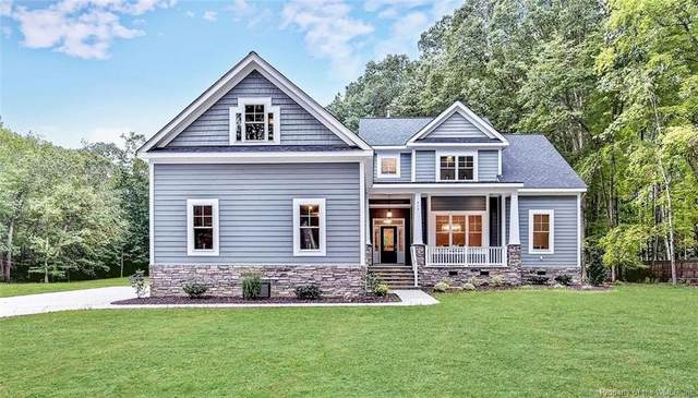 400 Ship Point Road, Yorktown, VA 23692 (#2004149) :: The Bell Tower Real Estate Team