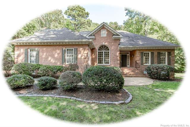 8 Harrop Parrish Court, Williamsburg, VA 23188 (#2004170) :: Abbitt Realty Co.