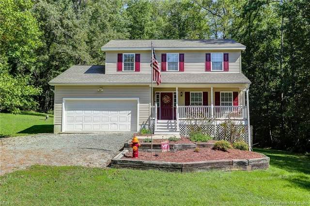 5567 Crany Creek Drive, Gloucester, VA 23061 (#2004184) :: The Bell Tower Real Estate Team