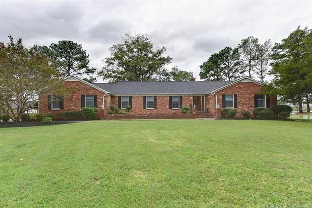 26 Wagner Road, Poquoson, VA 23662 (#2004185) :: The Bell Tower Real Estate Team