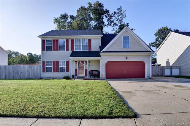 53 Locksley Drive, Hampton, VA 23666 (#2004208) :: The Bell Tower Real Estate Team