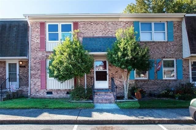 107 Charles Parish Drive, Poquoson, VA 23662 (#2004304) :: Abbitt Realty Co.