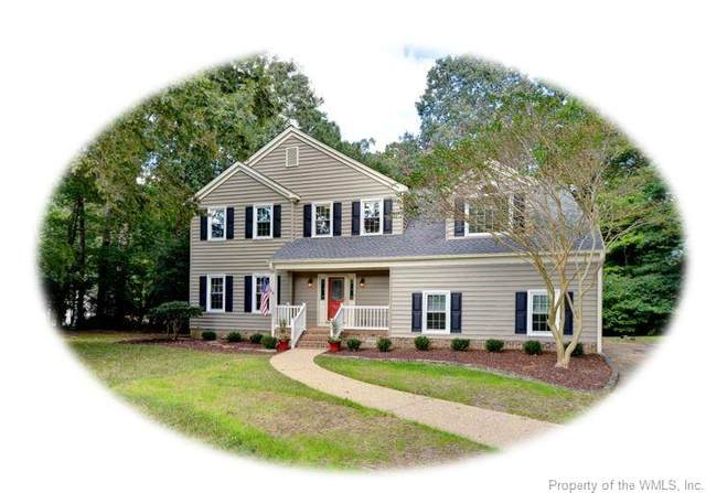 5848 Hawthorn Lane, Williamsburg, VA 23185 (#2004314) :: Abbitt Realty Co.