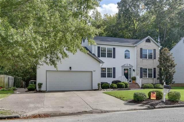 217 Hounds Chase, Yorktown, VA 23693 (#2004531) :: Abbitt Realty Co.