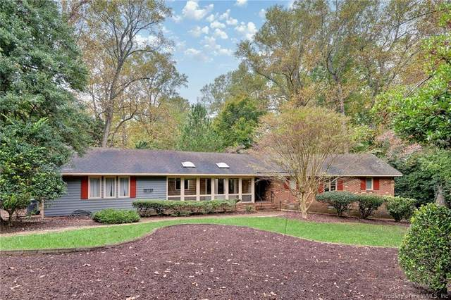5 Bray Wood, Williamsburg, VA 23185 (#2004535) :: Abbitt Realty Co.
