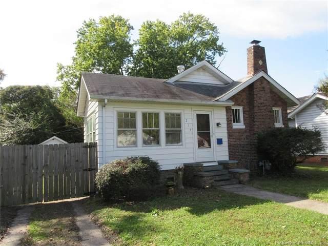 217 Apple Avenue, Hampton, VA 23661 (#2004550) :: Abbitt Realty Co.