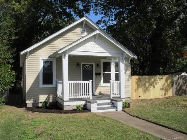 122 Greenbriar Avenue, Hampton, VA 23661 (#2004555) :: Abbitt Realty Co.