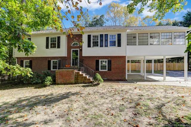206 Crescent Drive, Williamsburg, VA 23188 (#2004558) :: Abbitt Realty Co.