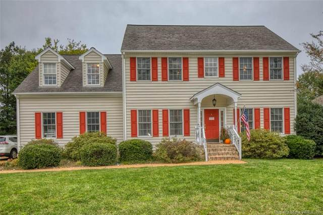 3724 Cherry Walk, Williamsburg, VA 23188 (#2004561) :: Abbitt Realty Co.