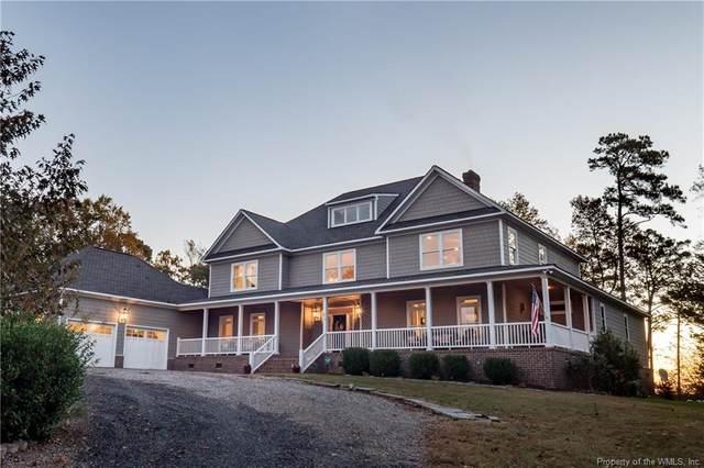 215 River Oaks Lane, Smithfield, VA 23430 (#2004707) :: The Bell Tower Real Estate Team