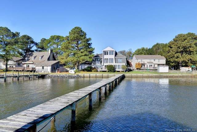 421 Crockett Road, Yorktown, VA 23696 (#2004785) :: Atlantic Sotheby's International Realty