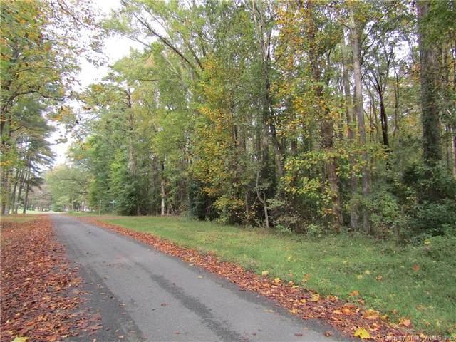 0.33AC Powhatan Road, Kilmarnock, VA 22482 (#2004800) :: Abbitt Realty Co.